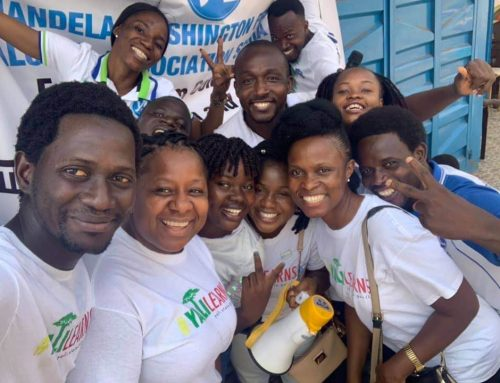 YALI Voices: The Healing, Heroic, Journey of One GBV Survivor in Sierra Leone