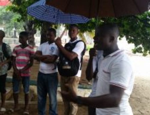 YALI Voices: Sierra Leone Beach Cleanup Boosts Awareness of Community Environmental, Economic Issues