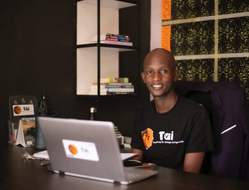 YALI Alum Uses 3-D Animation to Inspire Positive Behavior Change Among Youth in Tanzania